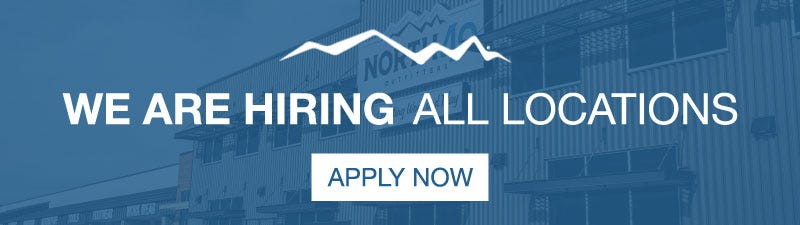 Apply at North 40 Outfitters