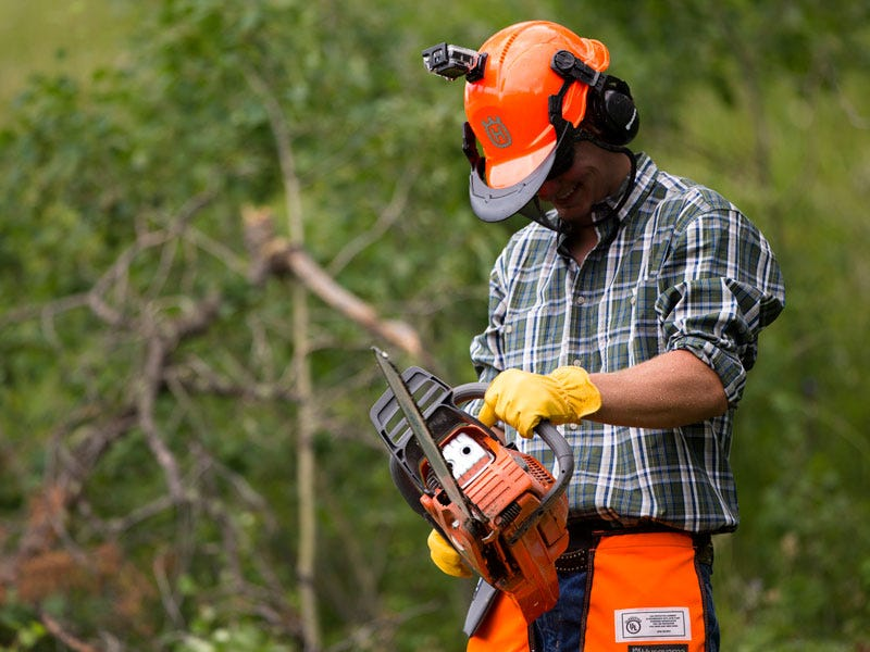 The Husqvarna 450 Rancher Chainsaw: Used & Reviewed