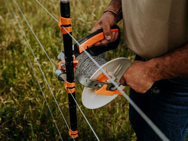 How do I Install an Electric Fence?