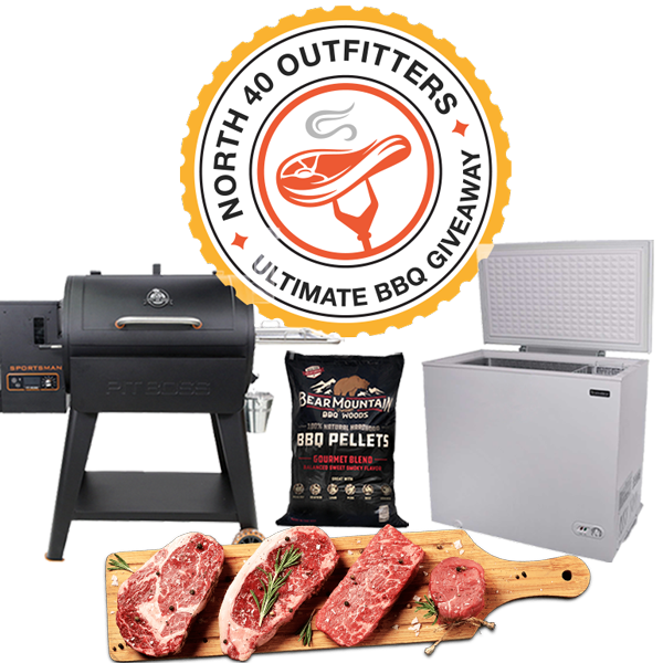 N40's Ultimate BBQ Giveaway