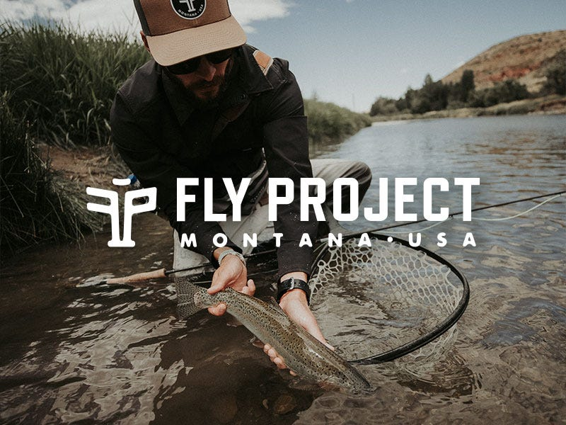 Shop The Fly Project - Fly Fishing