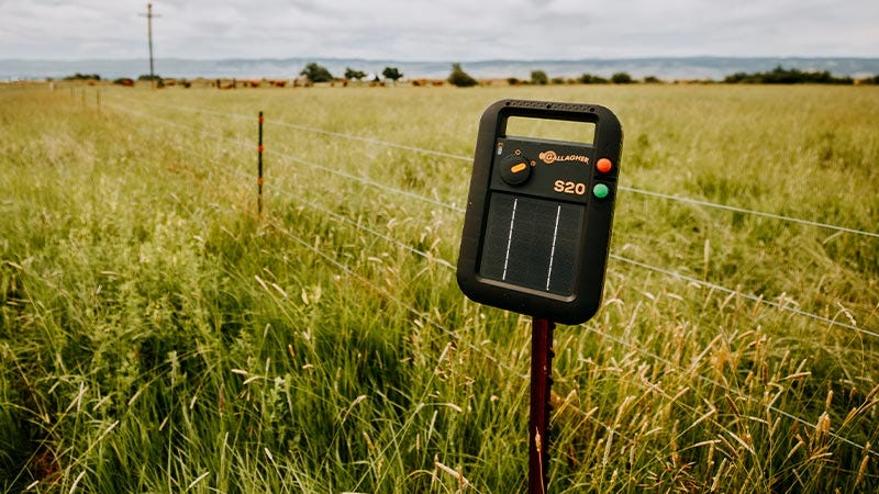 Electric Fencing Solutions for any budget