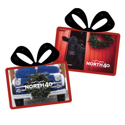 Buy North 40 Gift Cards