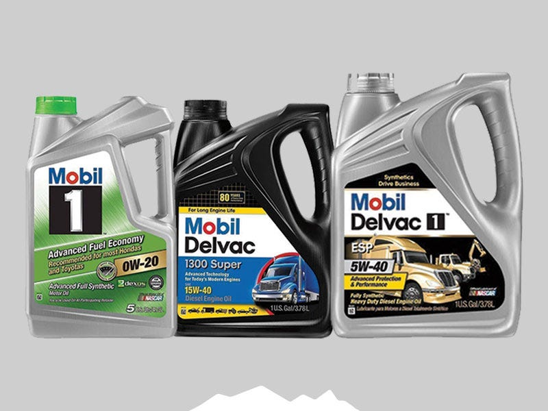 Save on Mobil Oil